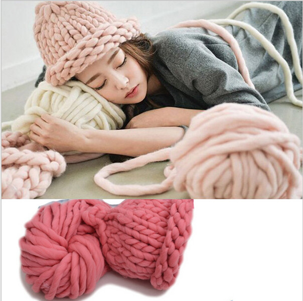 Extra Chunky Yarn Lovely Korea Katie Fashion Thick Iceland Wool Yarn Large Big Of New 40 Pictures Extra Chunky Yarn