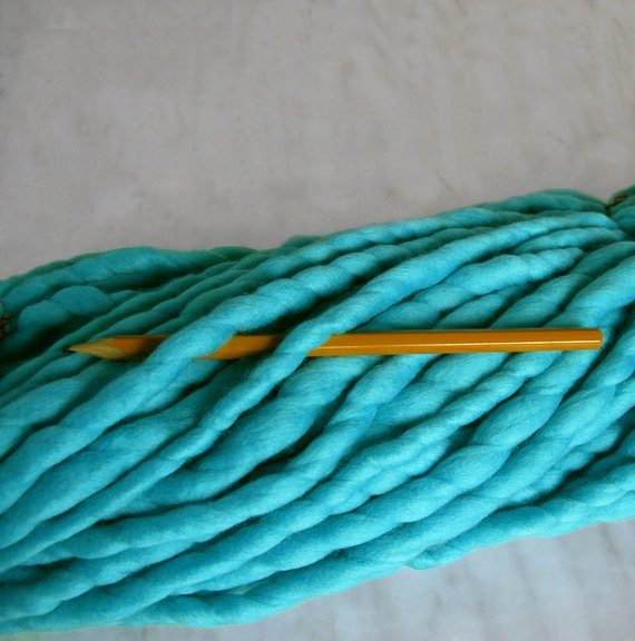 Extra Chunky Yarn New Super Bulky Extra Chunky Merino Yarn atlas Teal 16oz Of New 40 Pictures Extra Chunky Yarn