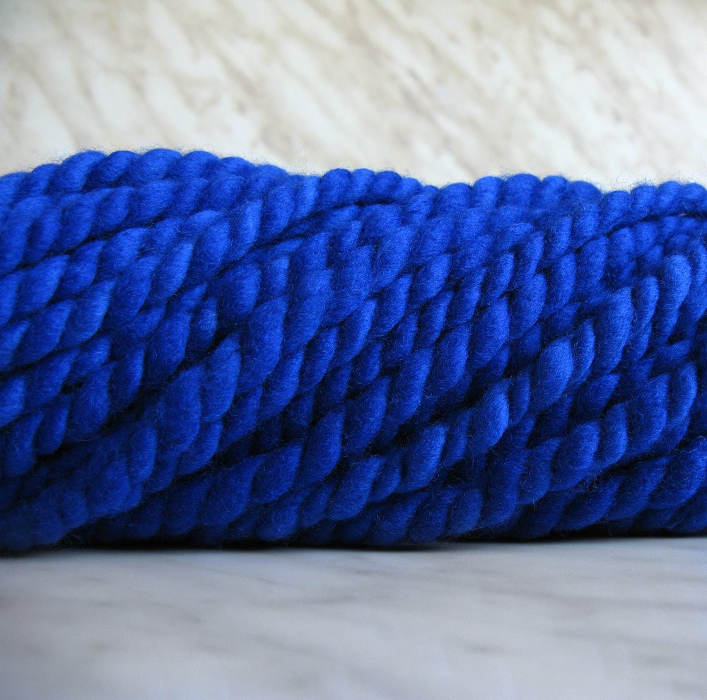 Extra Chunky Yarn Unique Extra Chunky Bulky Merino Wool Yarn Royal Blue Gulliver 3 5 Of New 40 Pictures Extra Chunky Yarn