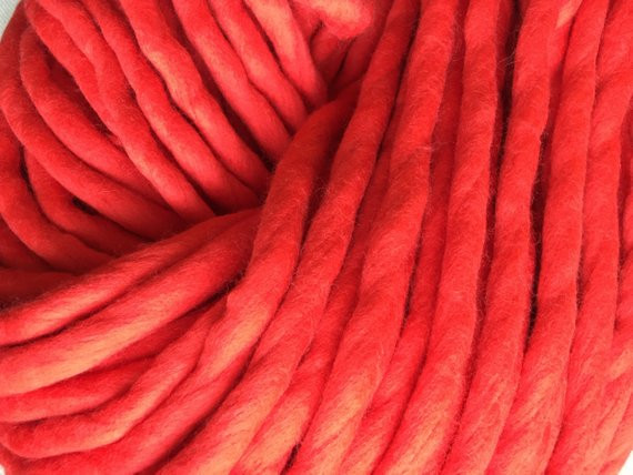 Extra Chunky Yarn Unique Extra Chunky Yarn Super Thick Yarn Chunky by Knitdesignstudio Of New 40 Pictures Extra Chunky Yarn