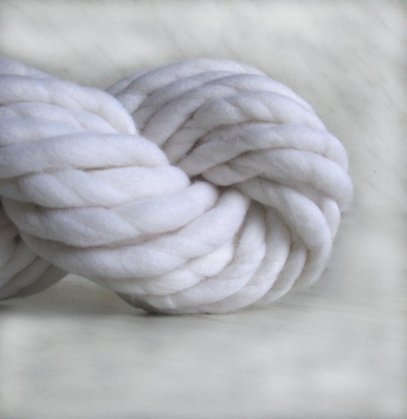 Extra Chunky Yarn Unique Super Chunky Yarn Extra Bulky Yarn atlas White Hand Spun Of New 40 Pictures Extra Chunky Yarn