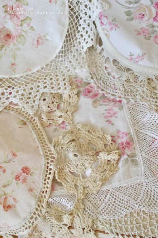 Fabric Doilies Fresh 15 More Fascinating Doily Crafts You Ll Want to Make Of Attractive 41 Pics Fabric Doilies