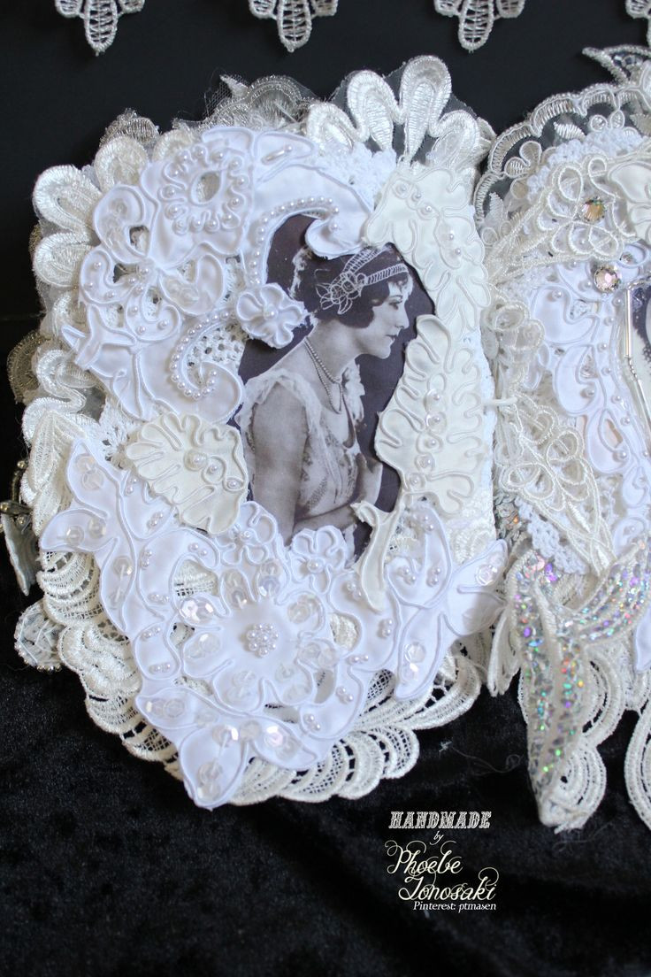 Fabric Doilies Fresh 773 Best Images About Altered Doily Fabric Lace & Paper Of Attractive 41 Pics Fabric Doilies