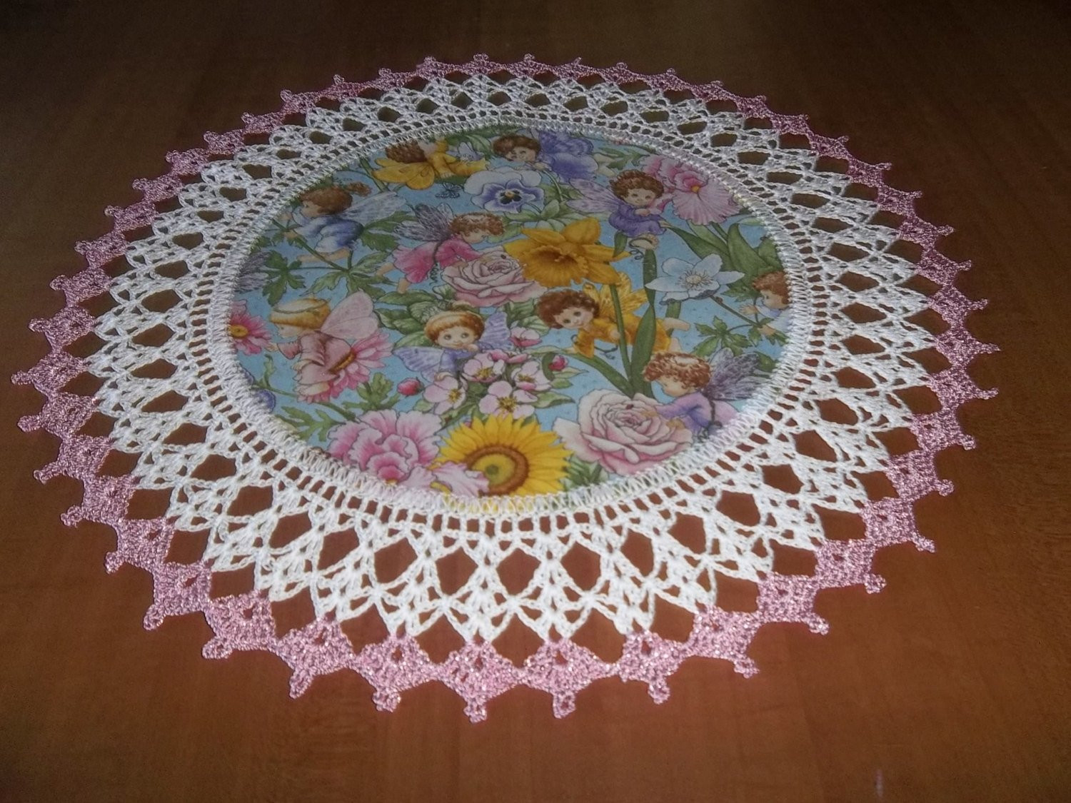 Fabric Doilies Luxury Crochet Doily Angel Doily Fairies Floral Fabric Doily Of Attractive 41 Pics Fabric Doilies