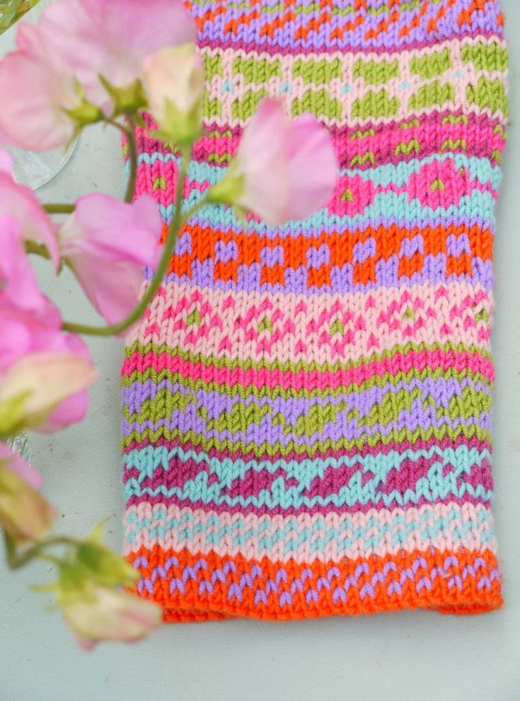 Fair isle Knitting Best Of 57 Best Tejido Guardas Images On Pinterest Of Adorable 42 Images Fair isle Knitting