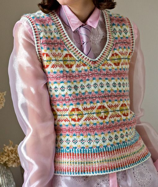 Fair isle Knitting Elegant Alcott by Mary Henderson Jamieson and Smith Real Of Adorable 42 Images Fair isle Knitting