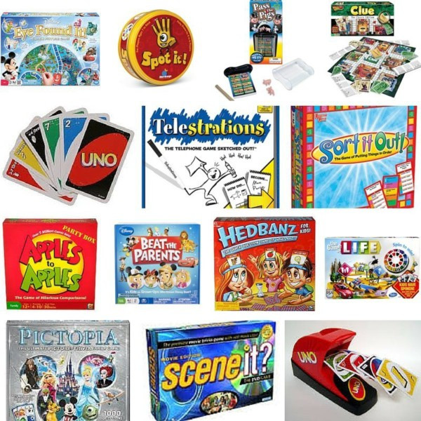 The Best Board Games for the Whole Family and which is