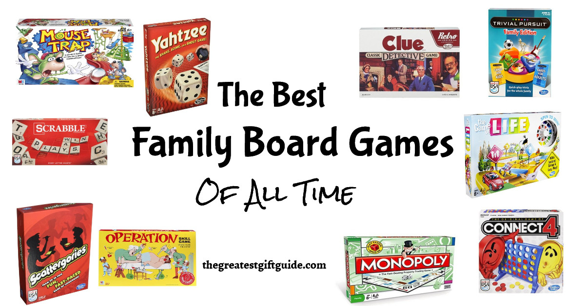 Family Board Games Beautiful the Best Family Board Games All Time the Greatest Of Great 44 Ideas Family Board Games