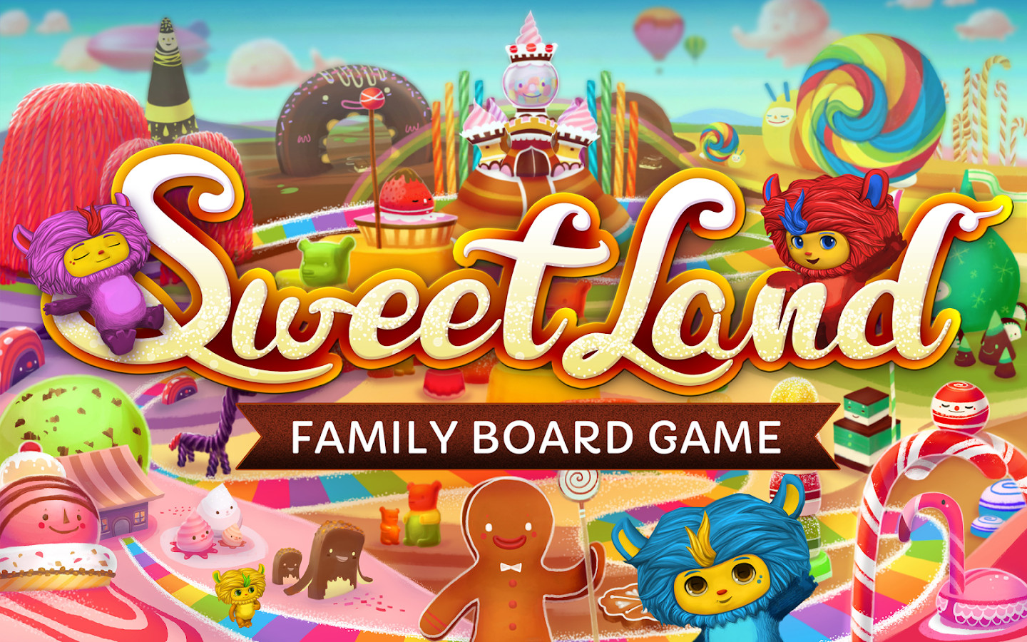 Family Board Games Fresh Sweetland — Family Board Game android Apps On Google Play Of Great 44 Ideas Family Board Games
