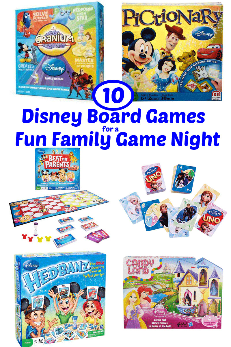 Family Board Games Unique 10 Disney Board Games for A Fun Family Game Night Of Great 44 Ideas Family Board Games