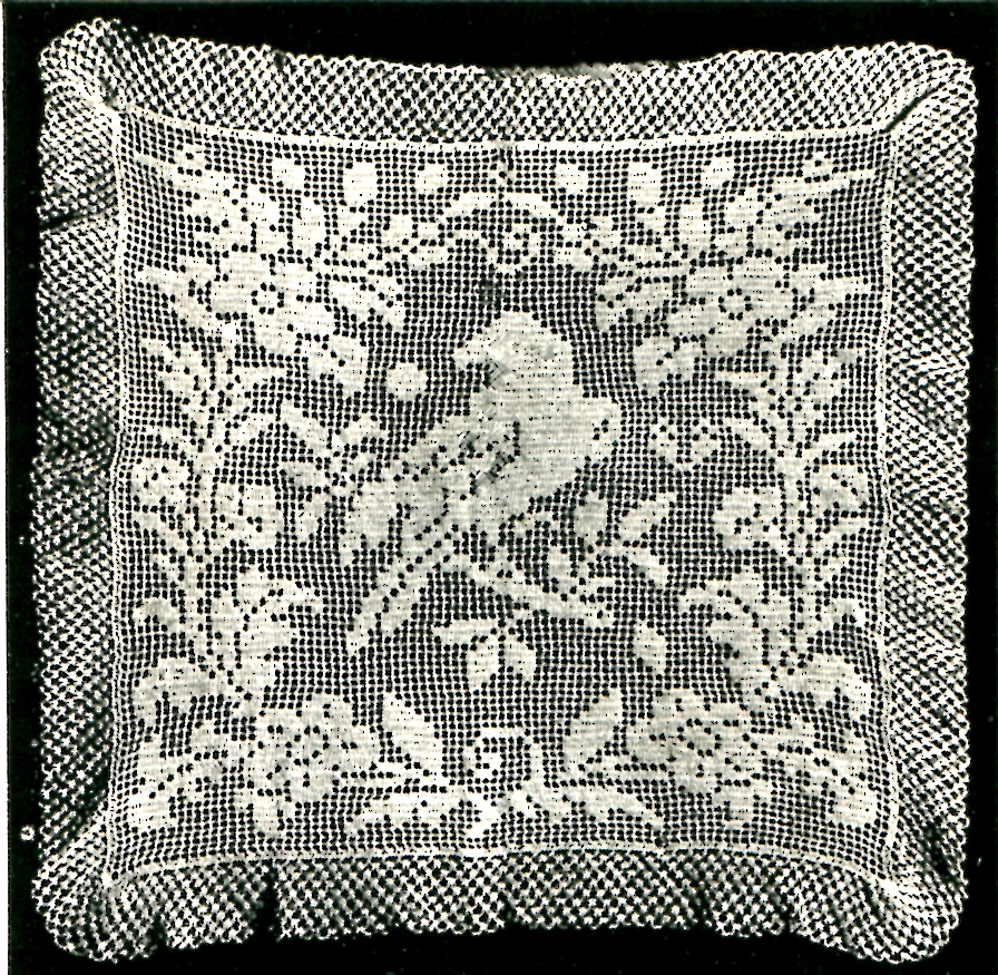Filet Crochet Awesome Exploring Filet Crochet and How to Use It Plus A Free Of Superb 44 Photos Filet Crochet