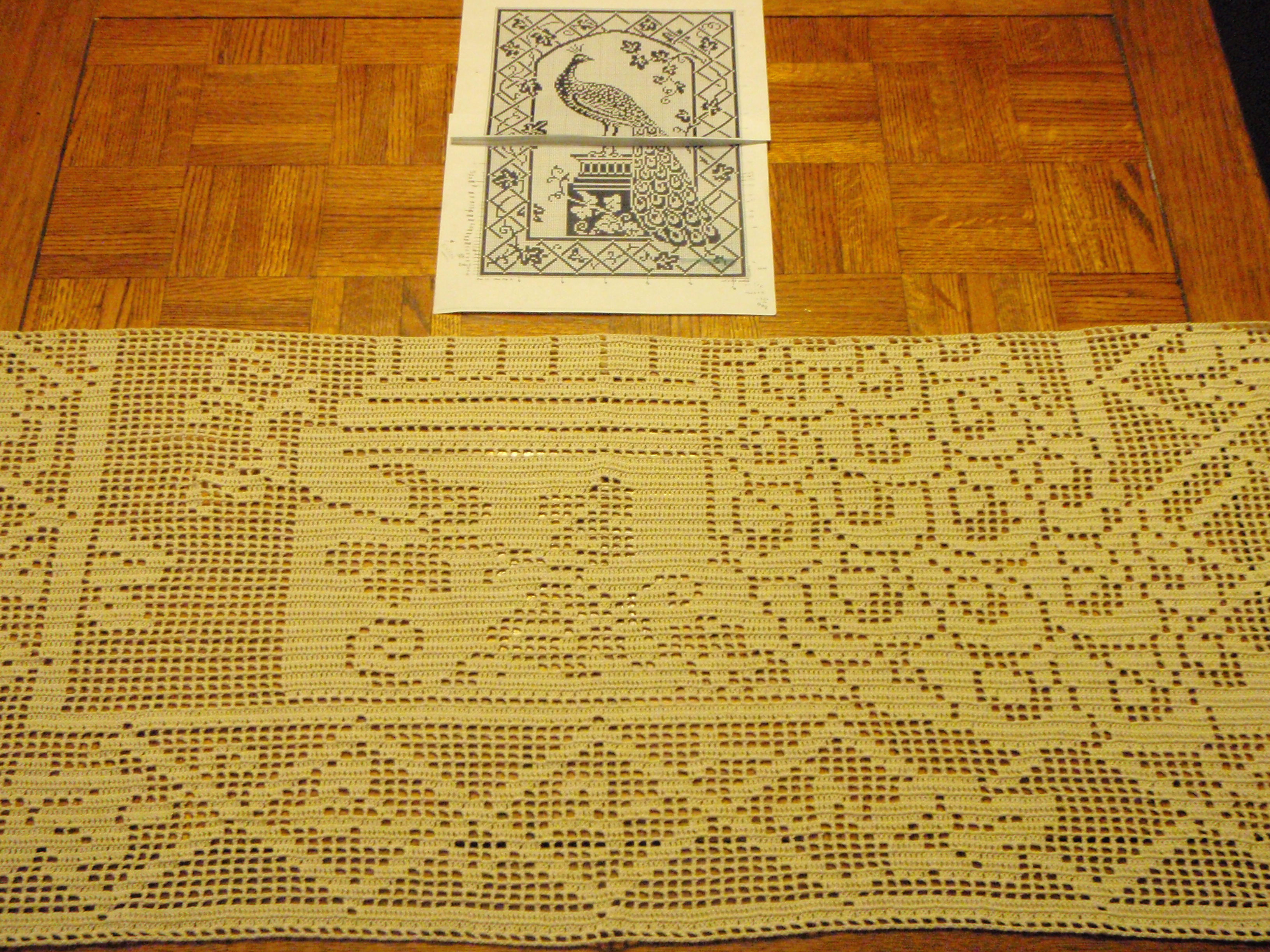 Filet Crochet Awesome How to Filet Crochet Of Filet Crochet Awesome Horse Filet Crochet Pattern