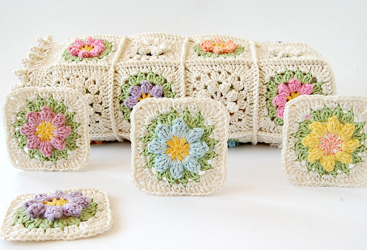 Flower Granny Square Awesome Dada S Place Crochet Wonderland Of Wonderful 45 Pictures Flower Granny Square