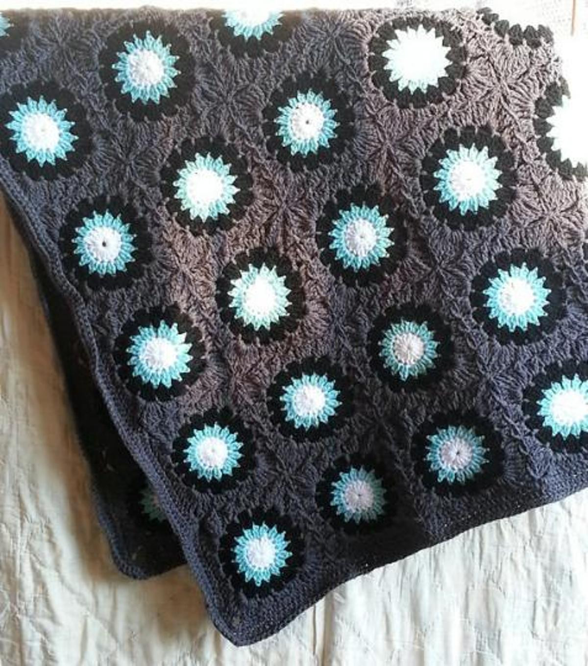 Flower Granny Square Inspirational 10 Flower Granny Square Crochet Patterns to Stitch Of Wonderful 45 Pictures Flower Granny Square