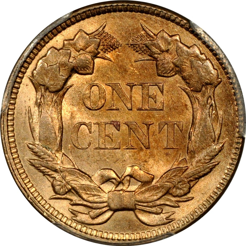 Flying Eagle Cent Awesome 1857 1c Flying Eagle Cent Snow 14 Pcgs Ms64 Photo Seal Of Gorgeous 43 Images Flying Eagle Cent