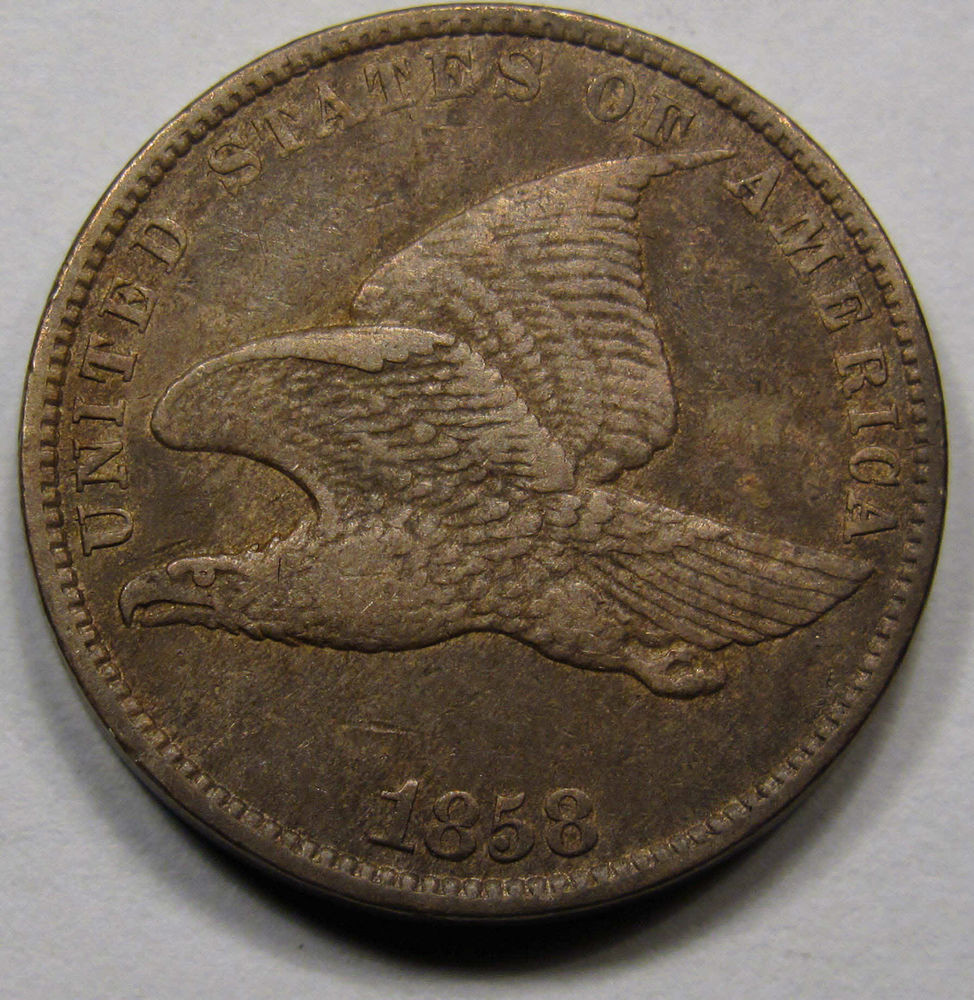 Flying Eagle Cent Inspirational 1858 Flying Eagle Cent Sm Letters total original Xf Of Gorgeous 43 Images Flying Eagle Cent