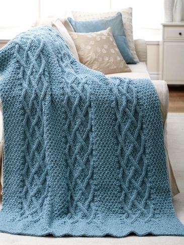 Free Afghan Knitting Patterns Awesome Cable Knitting and Yarns On Pinterest Of Adorable 42 Pictures Free Afghan Knitting Patterns