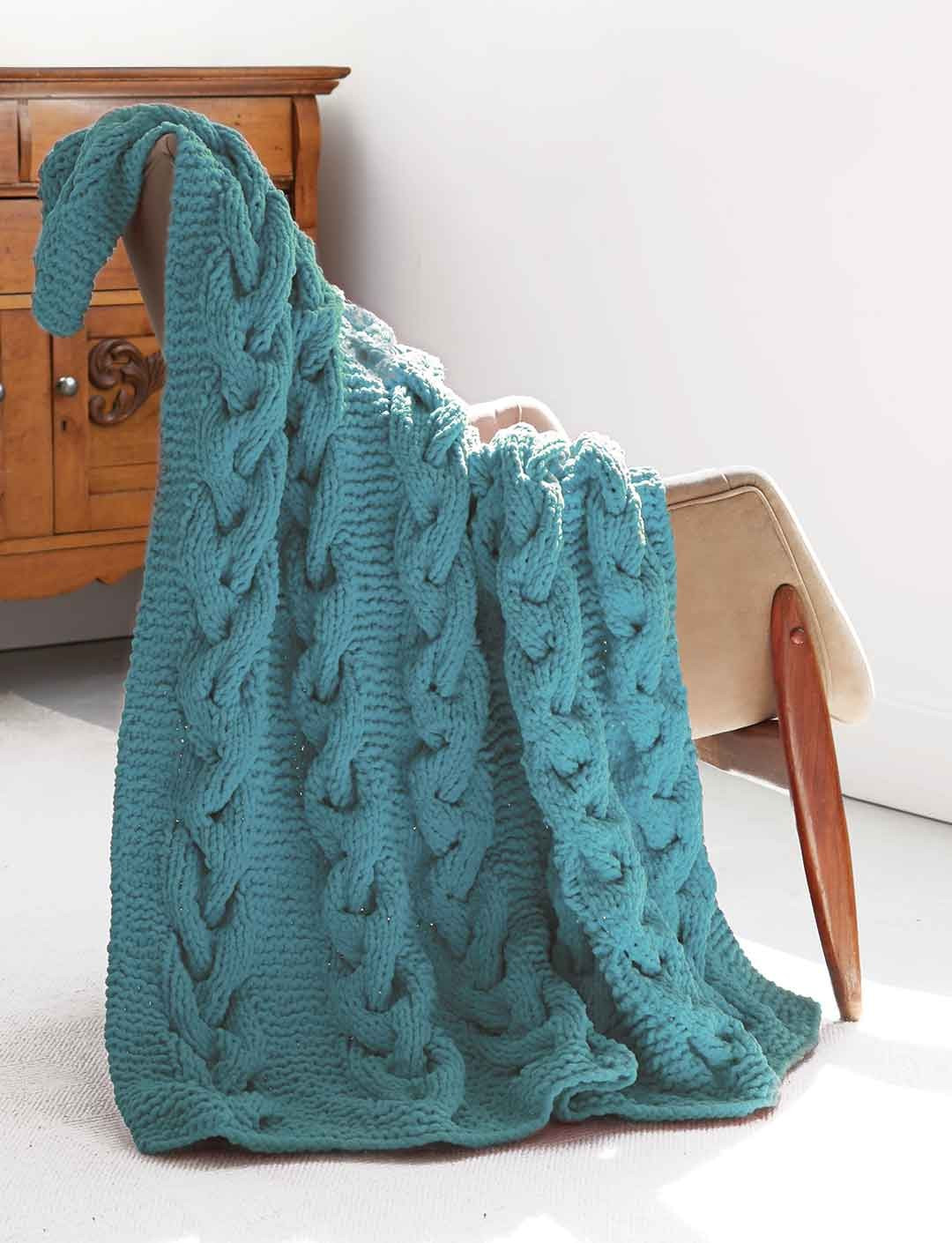 Free Afghan Knitting Patterns Lovely Bernat Cable Afghan Knit Pattern Of Adorable 42 Pictures Free Afghan Knitting Patterns
