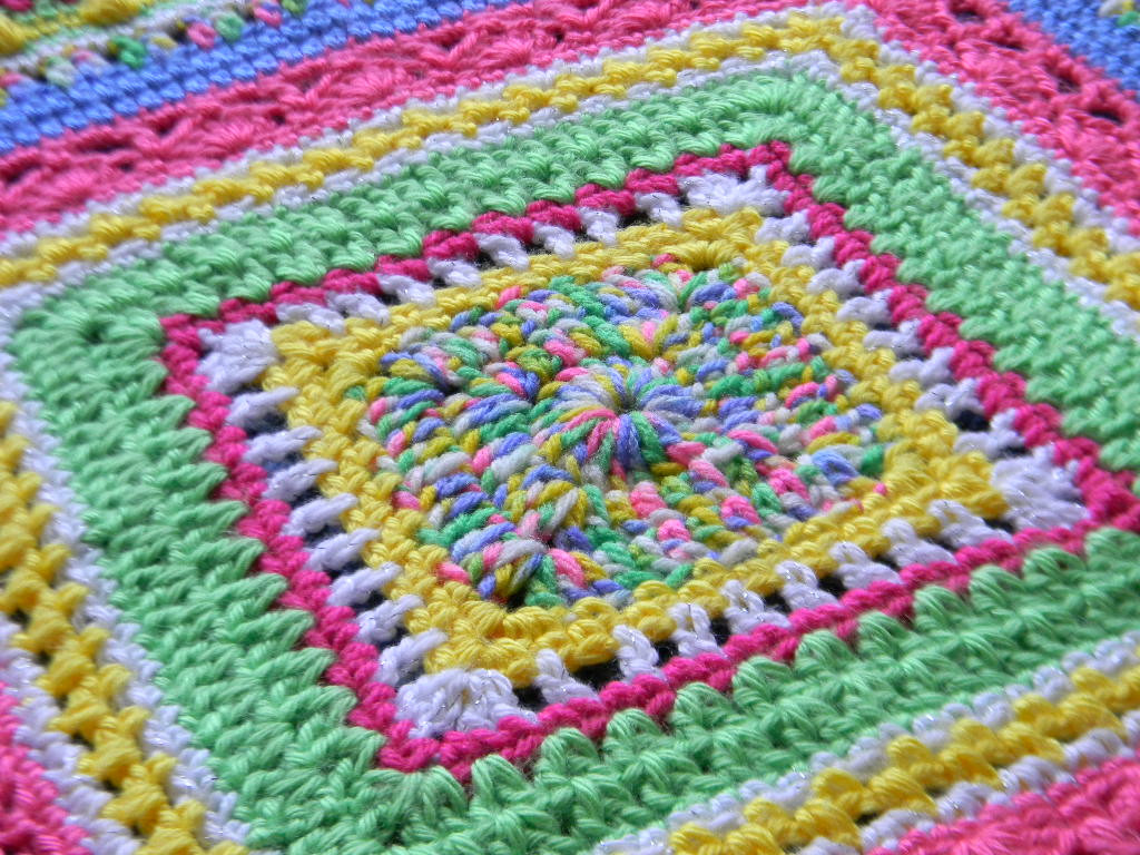 Free Baby Afghan Patterns New Bizzy Crochet Faeries Sampler Baby Afghan Pattern Of Attractive 40 Ideas Free Baby Afghan Patterns