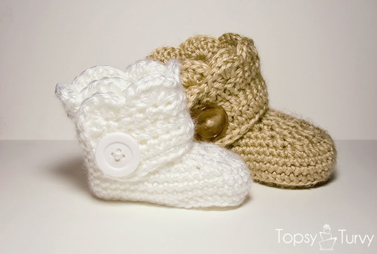 Free Baby Bootie Patterns Fresh top 10 Free Patterns for Knitting and Crocheting Baby Of Top 50 Ideas Free Baby Bootie Patterns