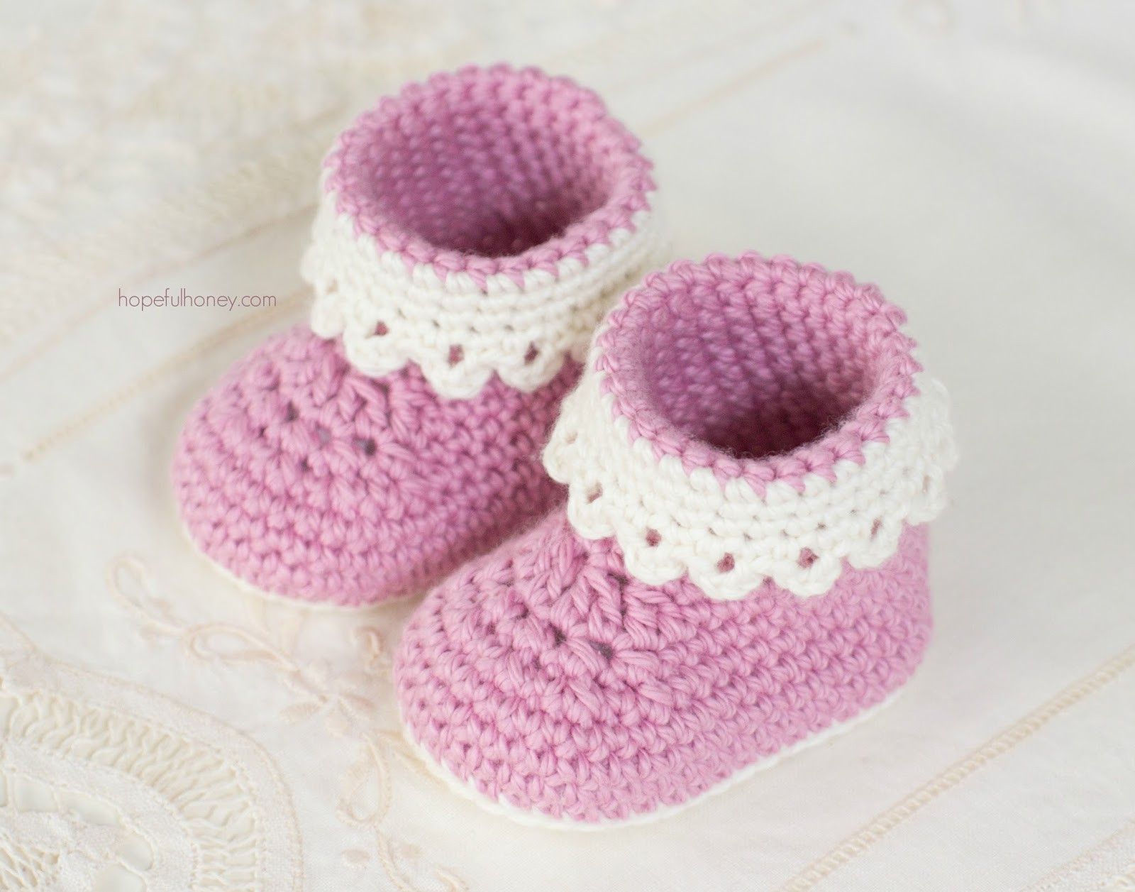 Free Baby Bootie Patterns Luxury Pink Lady Baby Booties Free Crochet Pattern Of Top 50 Ideas Free Baby Bootie Patterns