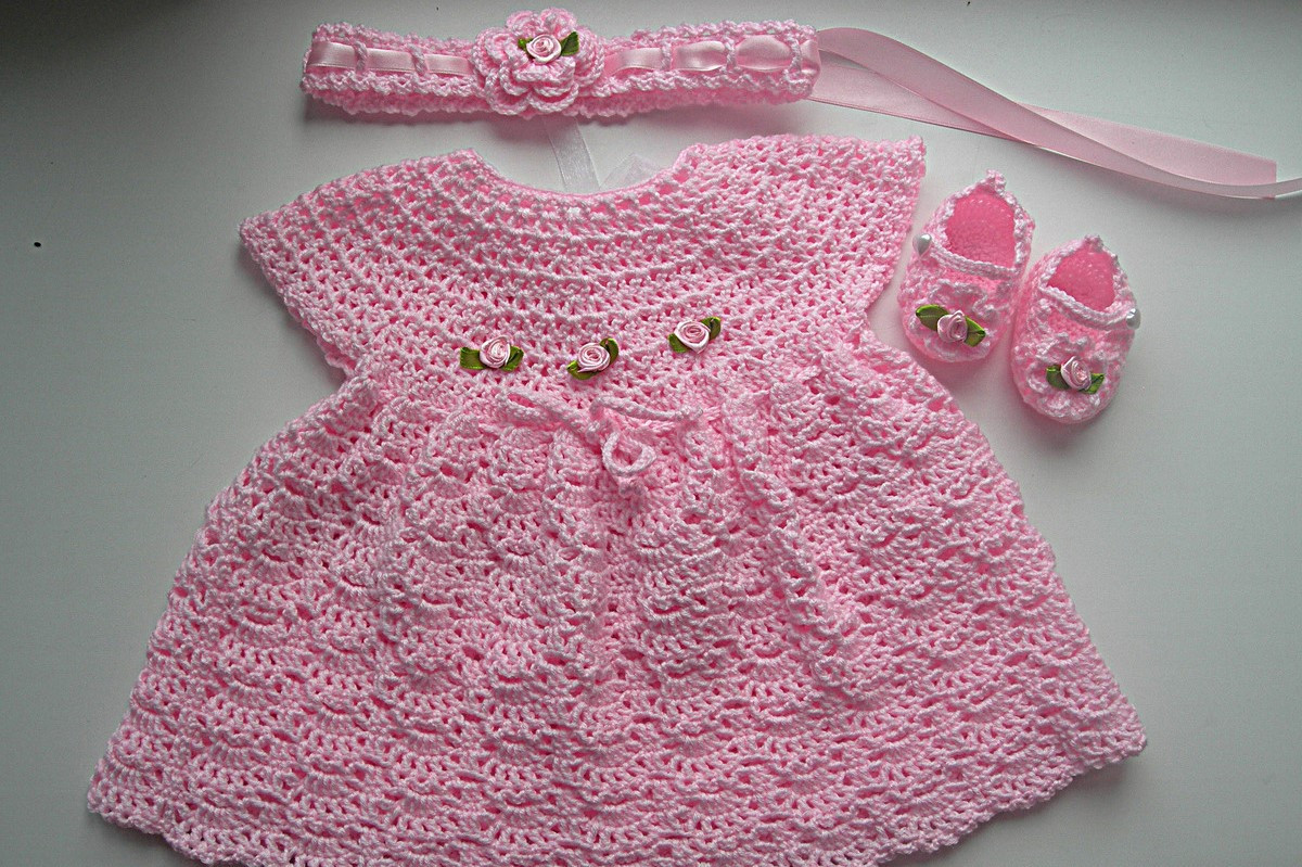 Free Baby Girl Crochet Patterns New Baby Girl Crochet Patterns Of Fresh 40 Pics Free Baby Girl Crochet Patterns