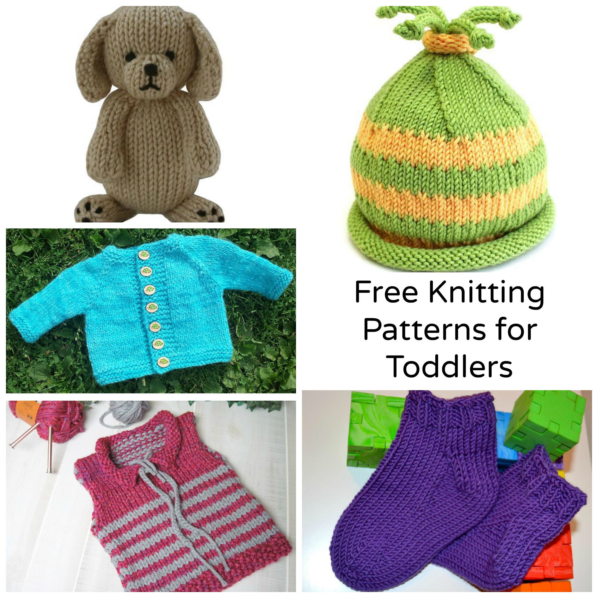 Free Baby Knitting Patterns Unique 7 Sweet Free Knitting Patterns for toddlers Craftsy Of Awesome 43 Images Free Baby Knitting Patterns