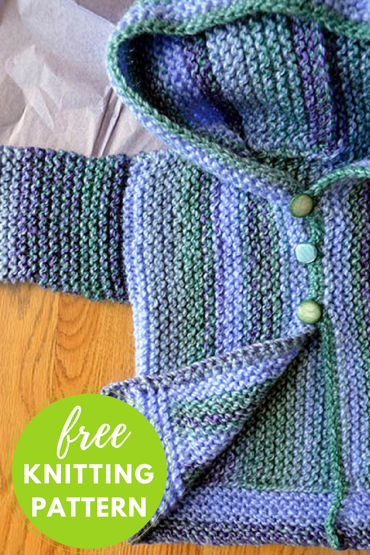 Free Baby Sweater Patterns Lovely Cozy Baby Sweater Free Knitting Pattern Of New 42 Pics Free Baby Sweater Patterns