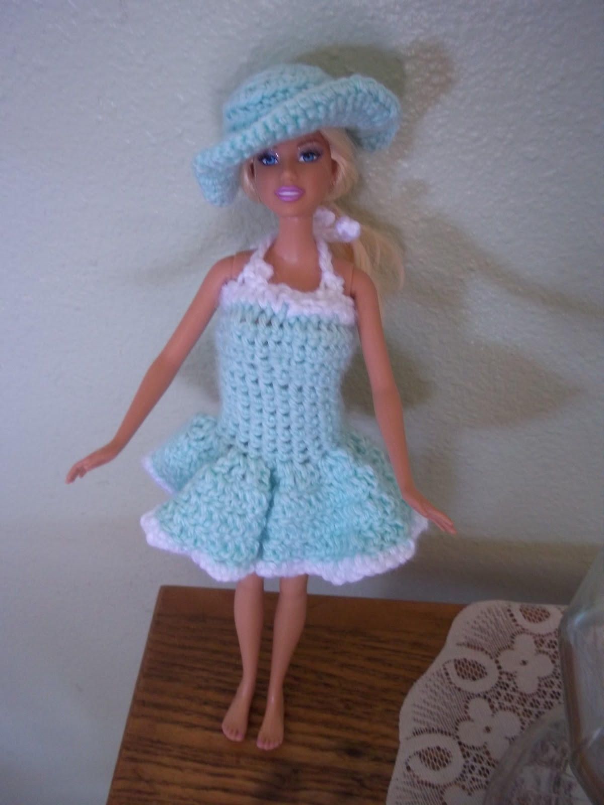 Free Barbie Crochet Patterns Best Of Free Barbie Hat Pattern My Turn for Us Of Awesome 43 Pics Free Barbie Crochet Patterns