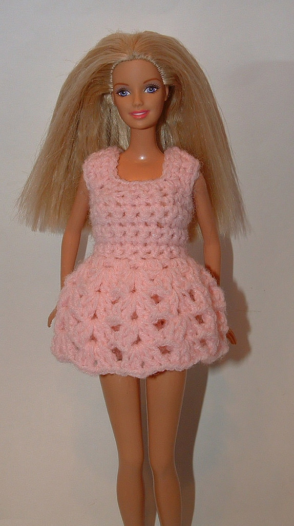 Free Barbie Crochet Patterns Elegant Barbie Baby Doll top Of Awesome 43 Pics Free Barbie Crochet Patterns