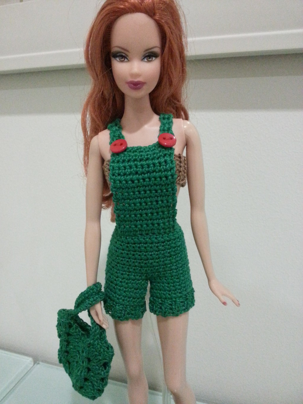 Free Barbie Crochet Patterns Fresh Barbie Basic Overalls Free Crochet Pattern Of Awesome 43 Pics Free Barbie Crochet Patterns