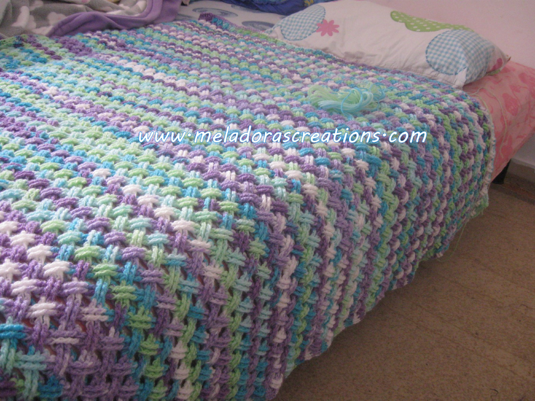 Meladora s Creations – Interweave Cable Celtic Weave