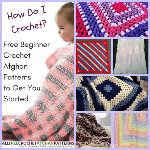 15 Crochet Blankets Using Two Skeins or Less