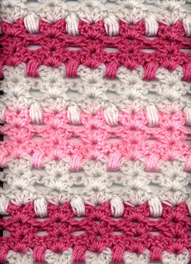 Crocheted Cuddly Kittens Afghan