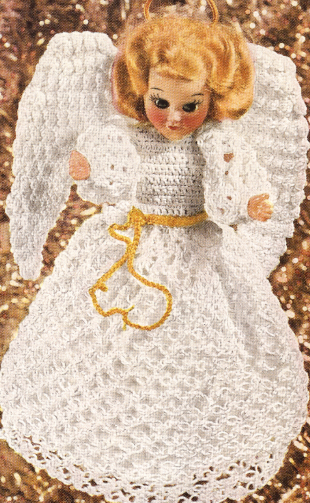 Free Crochet Angel Patterns Best Of Vintage Crochet Pattern to Make Christmas Angel Doll Dress Of Innovative 44 Pictures Free Crochet Angel Patterns