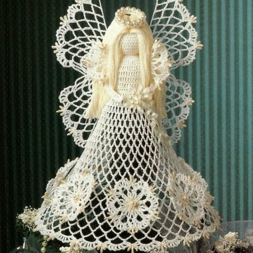Free Crochet Angel Patterns Fresh Crochet Seasonal Spirit Angel Tree topper Pattern Plus Of Innovative 44 Pictures Free Crochet Angel Patterns