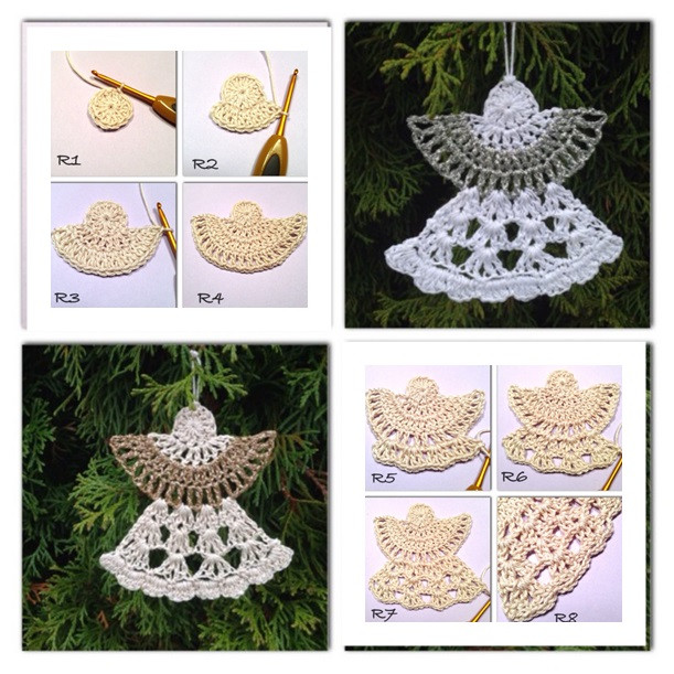 Free Crochet Angel Patterns Inspirational Christmas Crochet Angel ornament Free Patterns Of Innovative 44 Pictures Free Crochet Angel Patterns