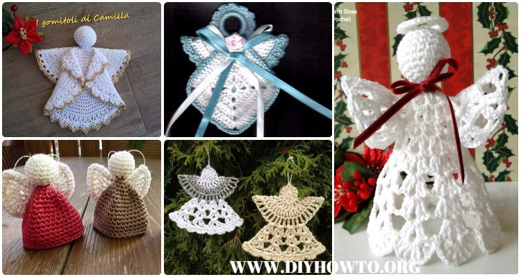 Free Crochet Angel Patterns Inspirational Crochet Angel Free Patterns & Tutorials Of Innovative 44 Pictures Free Crochet Angel Patterns