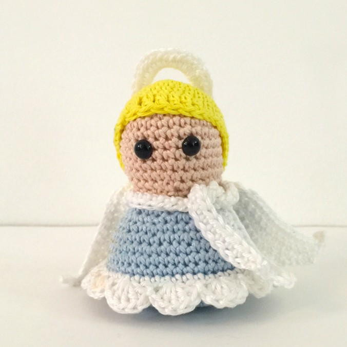 Free Crochet Angel Patterns Inspirational Serene Christmas Angel Amigurumi Of Innovative 44 Pictures Free Crochet Angel Patterns