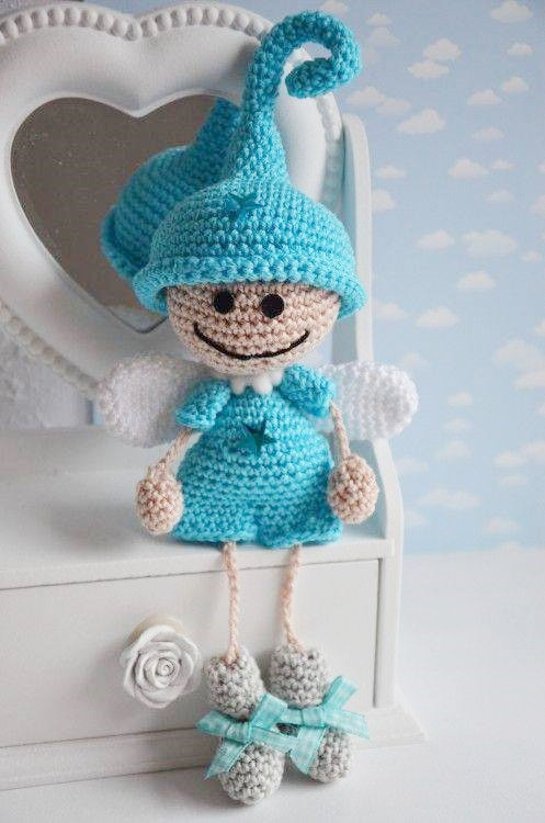 Free Crochet Angel Patterns Lovely Amigurumi Little Elf Angel Free Pattern Of Innovative 44 Pictures Free Crochet Angel Patterns