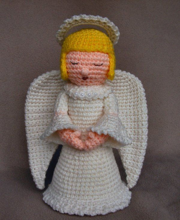 Free Crochet Angel Patterns Luxury 17 Best Images About Crochet Angels On Pinterest Of Innovative 44 Pictures Free Crochet Angel Patterns