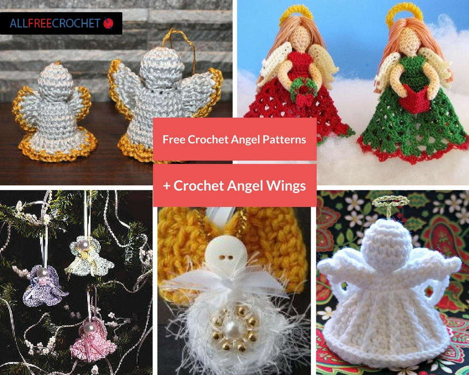 Free Crochet Angel Patterns Luxury 30 Free Crochet Angel Patterns Crochet Angel Wings Of Innovative 44 Pictures Free Crochet Angel Patterns