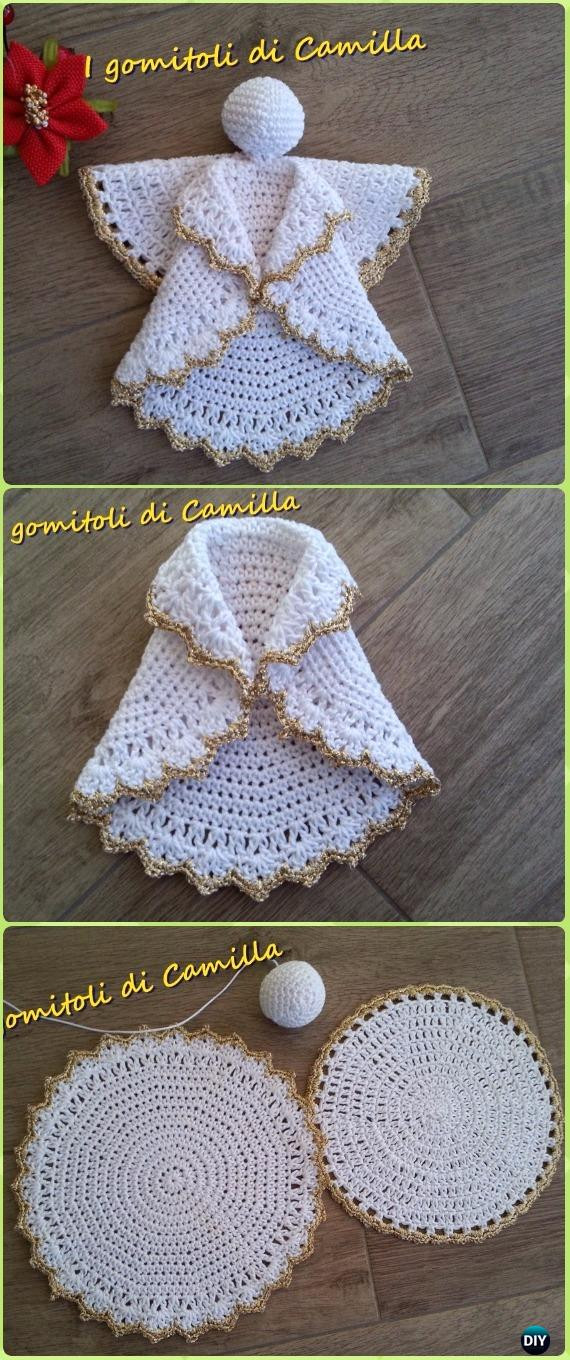 Free Crochet Angel Patterns New Crochet Angel Free Patterns & Tutorials Of Innovative 44 Pictures Free Crochet Angel Patterns