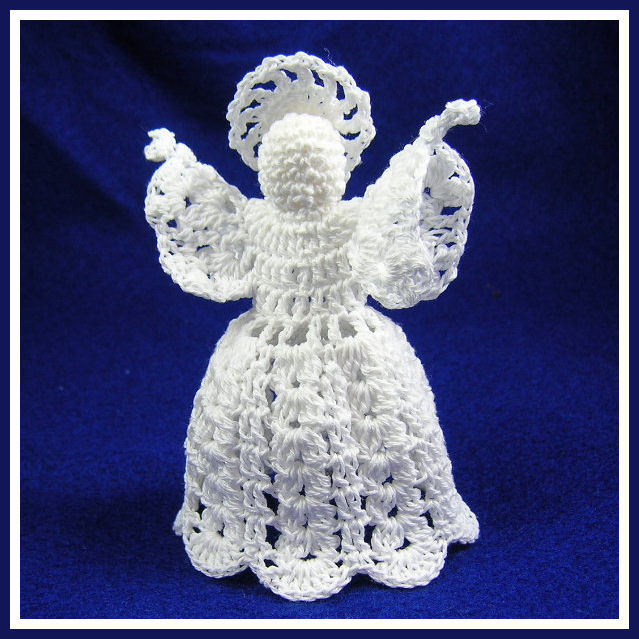 2000 Free Amigurumi Patterns Little Bobbles Angel Free