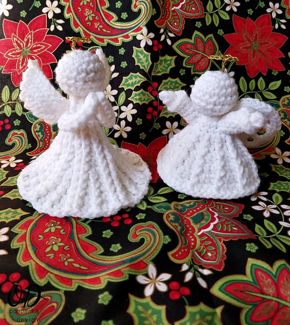 Free Crochet Angel Patterns Unique Christmas Angel Free Crochet Pattern ⋆ Crochet Kingdom Of Innovative 44 Pictures Free Crochet Angel Patterns