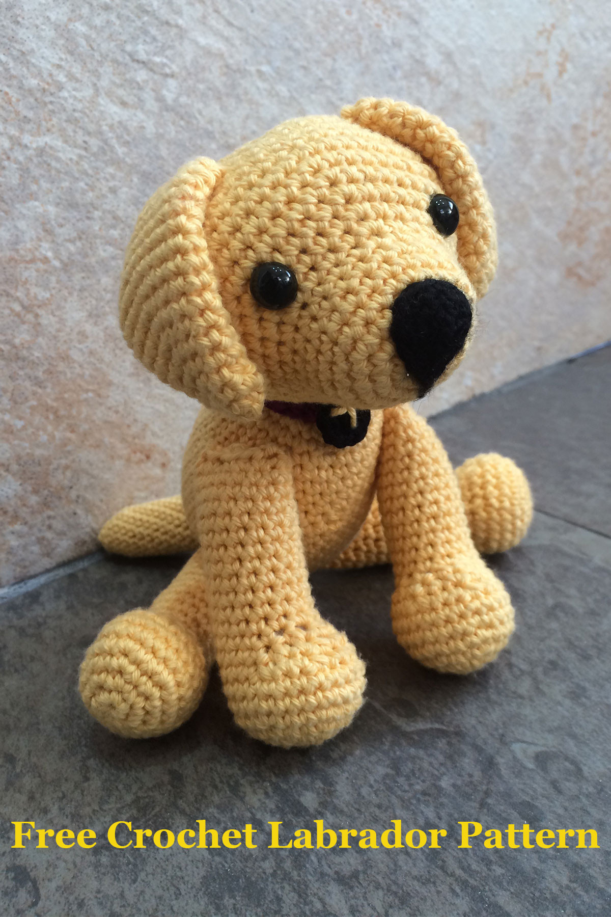 Free Crochet Animal Patterns Best Of Crochet Labrador How to Make Your Own toy Dog the Of Attractive 49 Pictures Free Crochet Animal Patterns