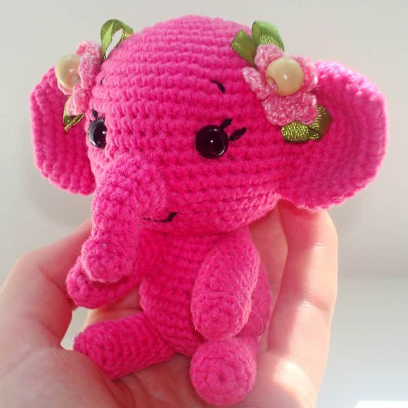 Free Crochet Animal Patterns Fresh Free Crochet Elephant Pattern Amigurumi today Of Attractive 49 Pictures Free Crochet Animal Patterns