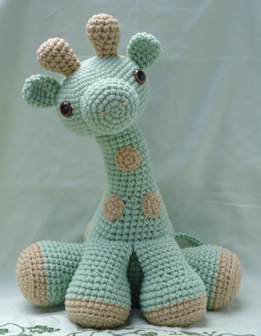 Free Crochet Animal Patterns Fresh Large Amigurumi Giraffe by theartisansnook On Deviantart Of Attractive 49 Pictures Free Crochet Animal Patterns