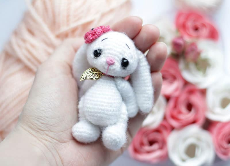 Free Crochet Animal Patterns Fresh Little Crochet Bunny Pattern Amigurumi today Of Attractive 49 Pictures Free Crochet Animal Patterns