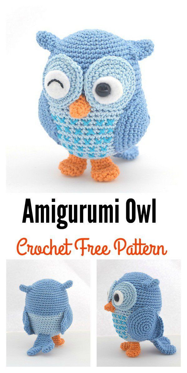 The 25 best Free amigurumi patterns ideas on Pinterest
